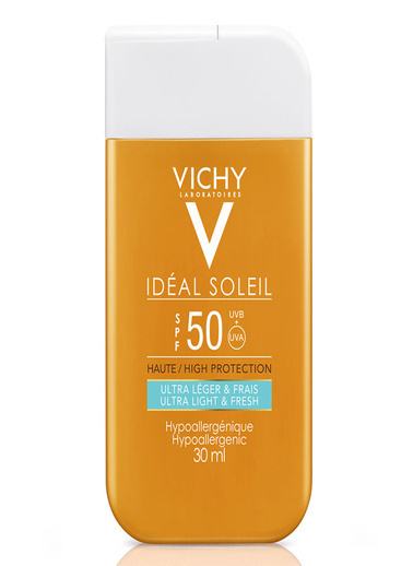 Vichy Vichy Ideal Soleil Ultra Light & Fresh SPF50 30ml Renksiz